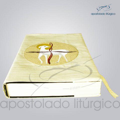Capa de Evangeliario Dourada