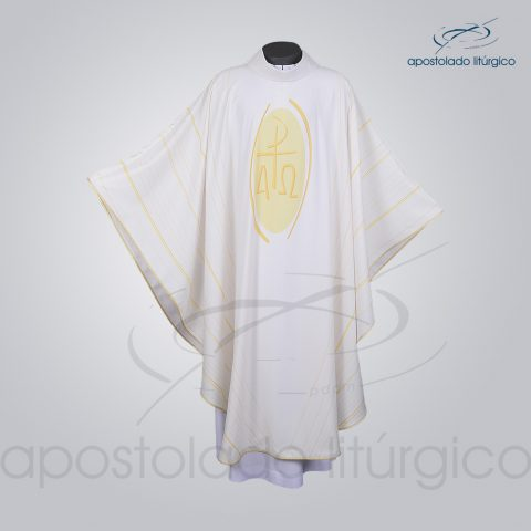 Casula Christos Branca Frente – COD 38975