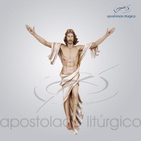 Imagem Cristo Ressuscitado 60x45cm Frente – COD 4138