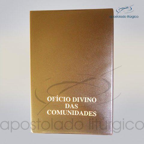 Livro Oficio Divino das Comunidades cod 05010-0000