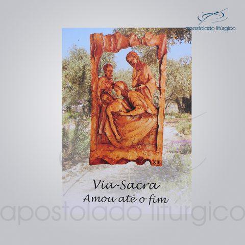 Livro da Via Sacra da Angelica