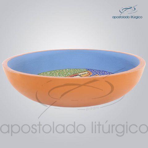 Pia Batismal Espirito 12x47cm (Fundo 32cm) Lateral